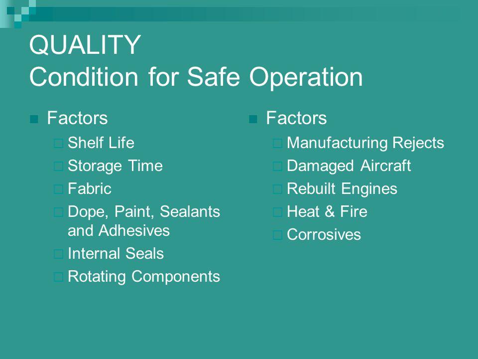 SHELF LIFE CONTROL Adhesives, Sealants, Paints, Seals, etc.