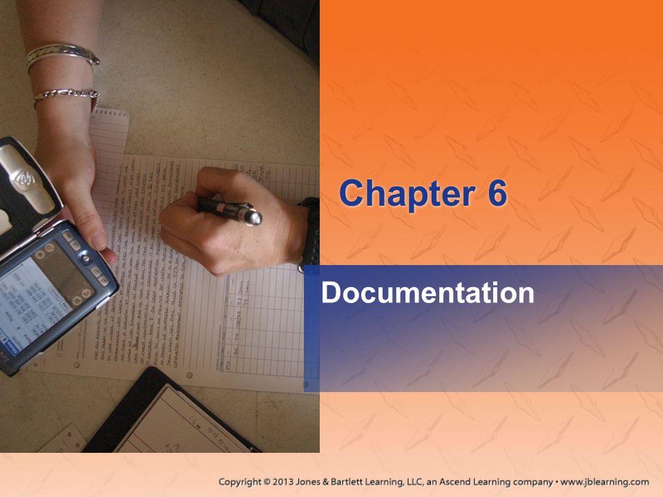 Chapter 6 Documentation