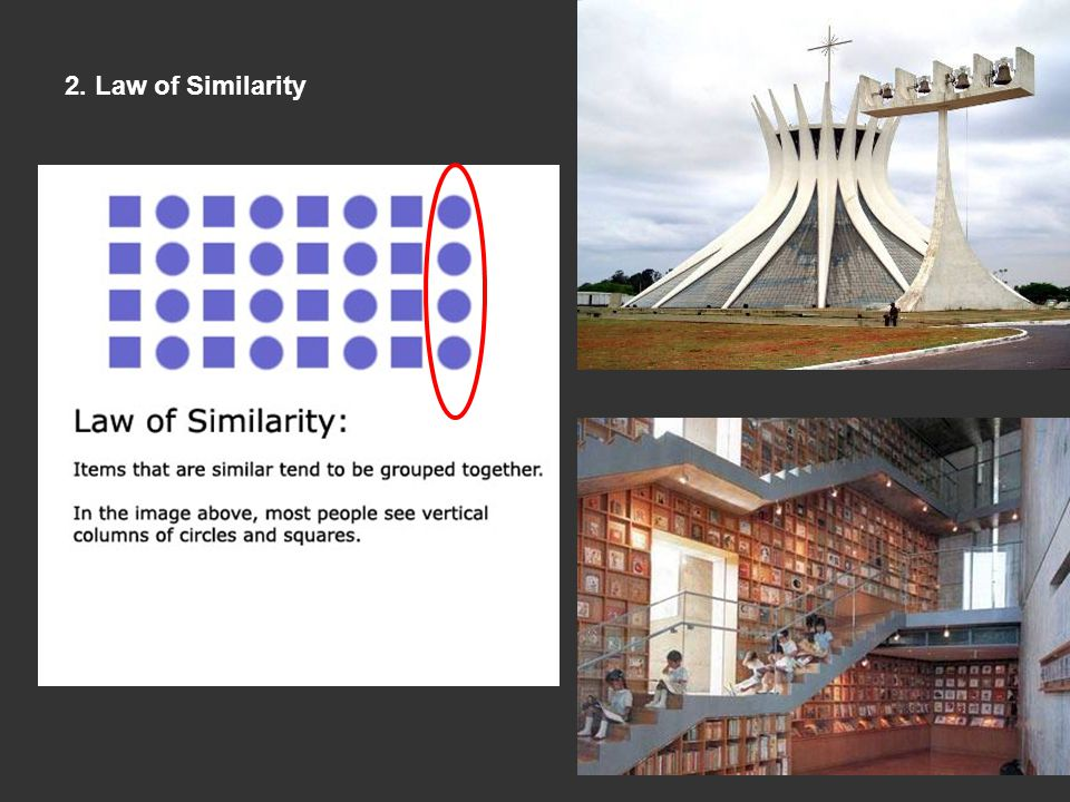 2. Law of Similarity