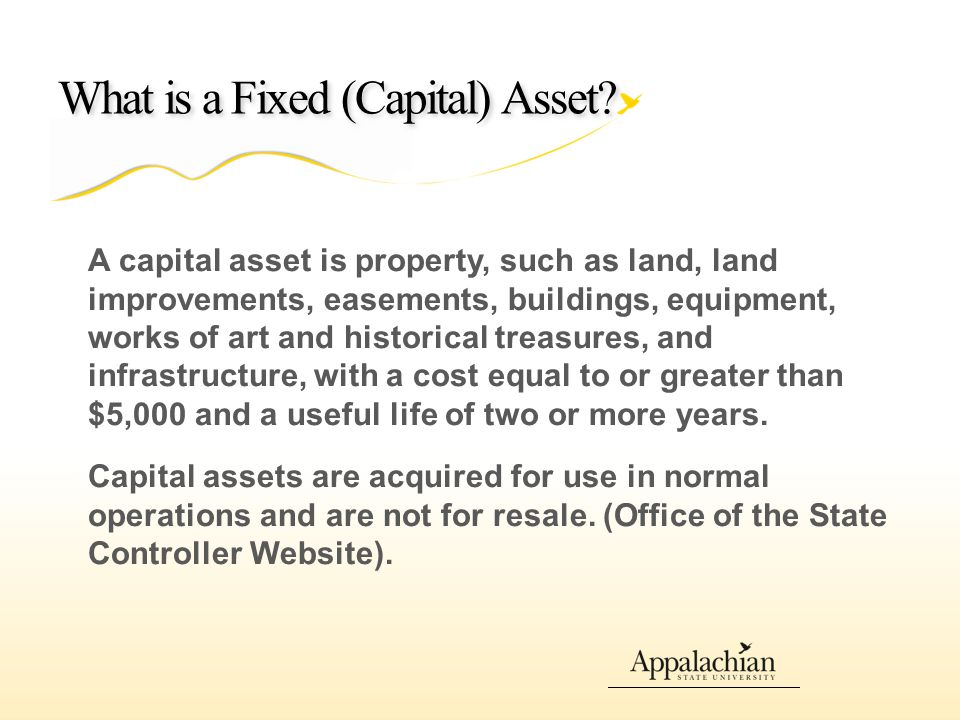 Trade Ins 1.Contact the Fixed Assets Office with trade in proposal 2.