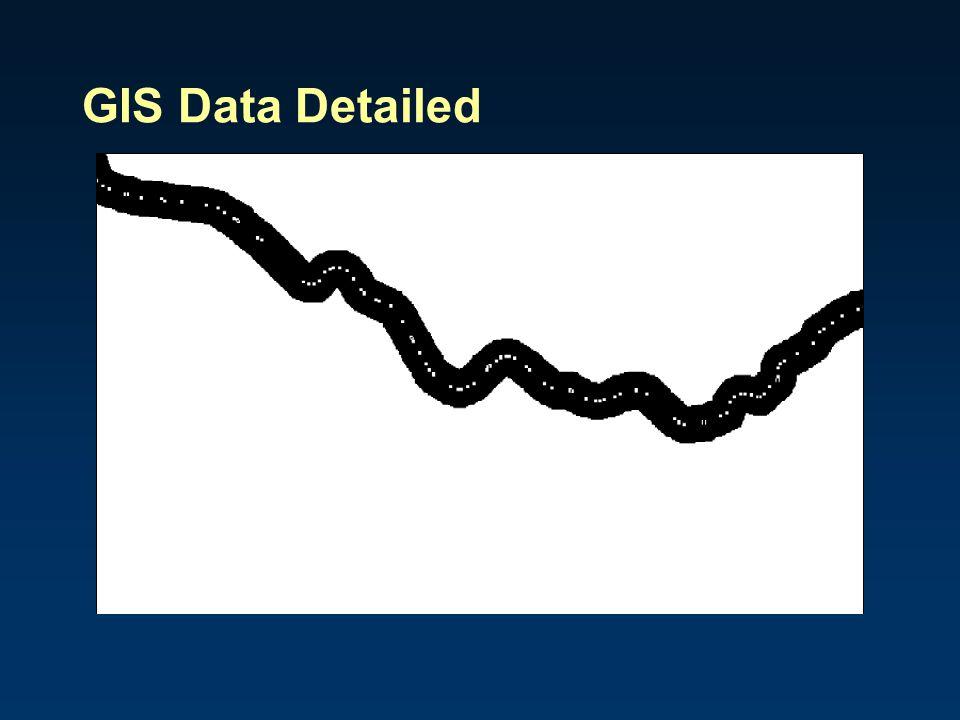 GIS Data Detailed