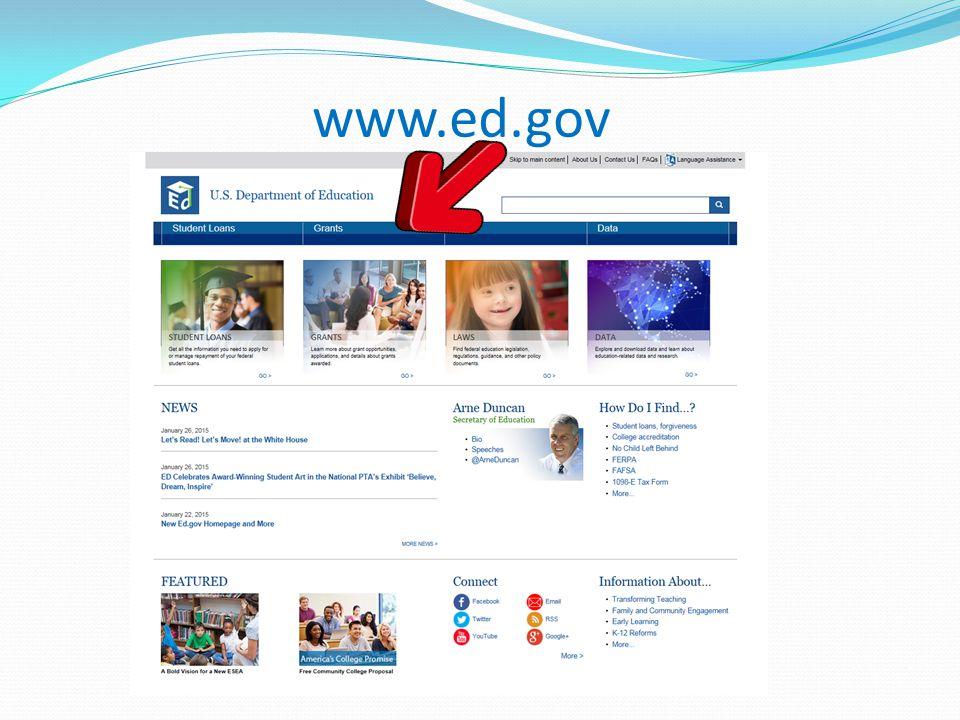 www.ed.gov