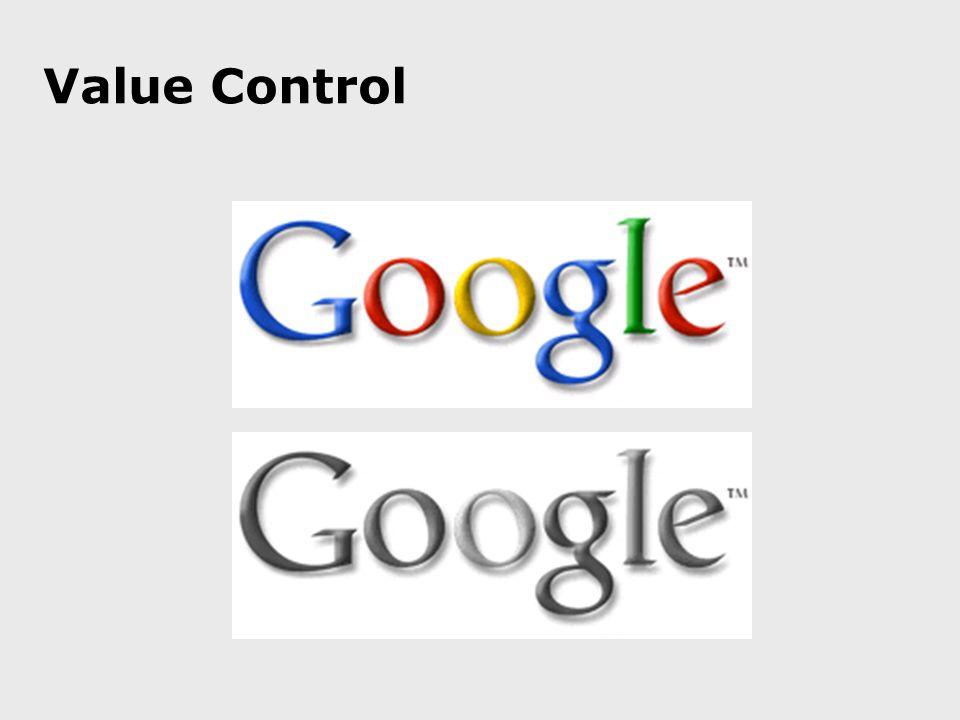 Value Control