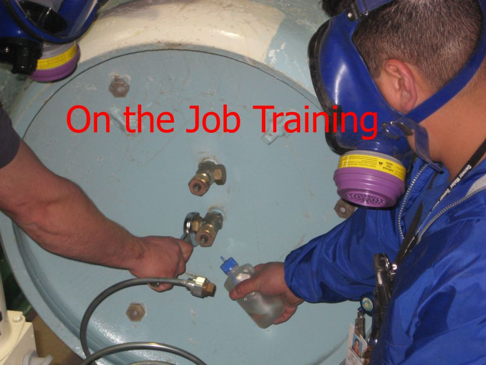 Training Methods Utilized On the Job Training Vendor training – video taped Staff training – PowerPoint Boulder school SOP development Construction drawing basics Never be afraid to fire Assign mentors