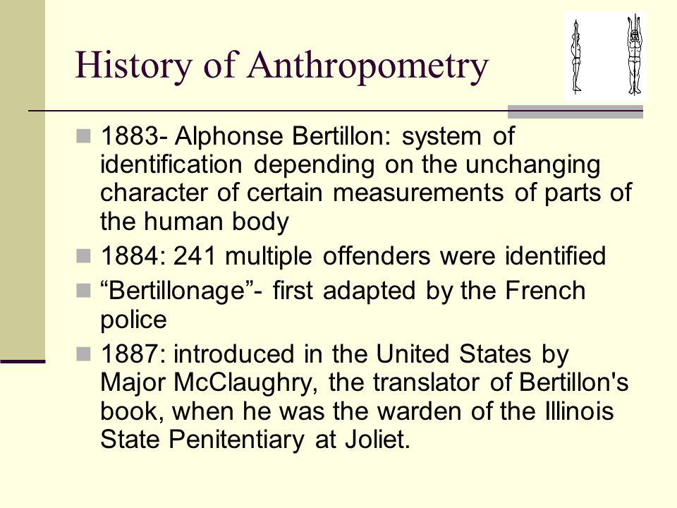 Basic Anthropometric Measuring Examples