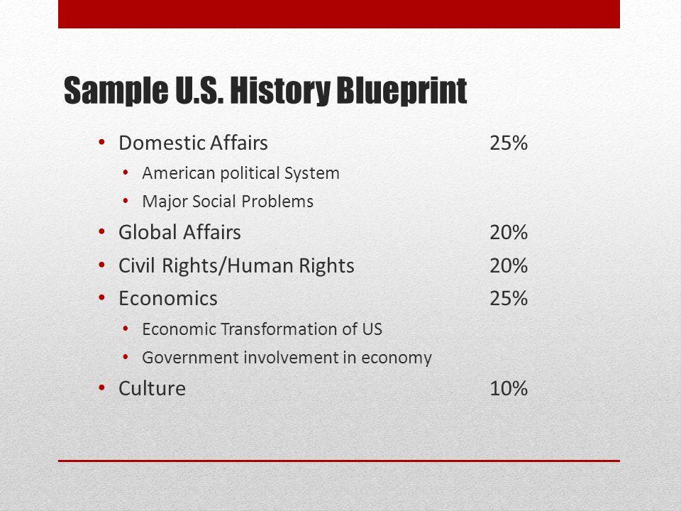 Sample U.S.