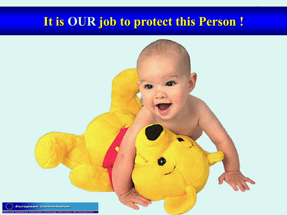 It is OUR job to protect this Person !
