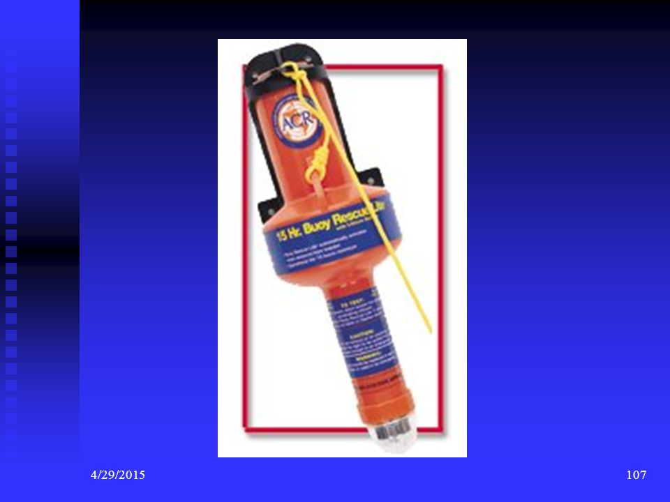 4/29/2015106 Warning Systems  Fire Detectors  Smoke Detectors  Combustible Fumes Detectors  Carbon Monoxide Detectors  Fire Extinguisher Alarms