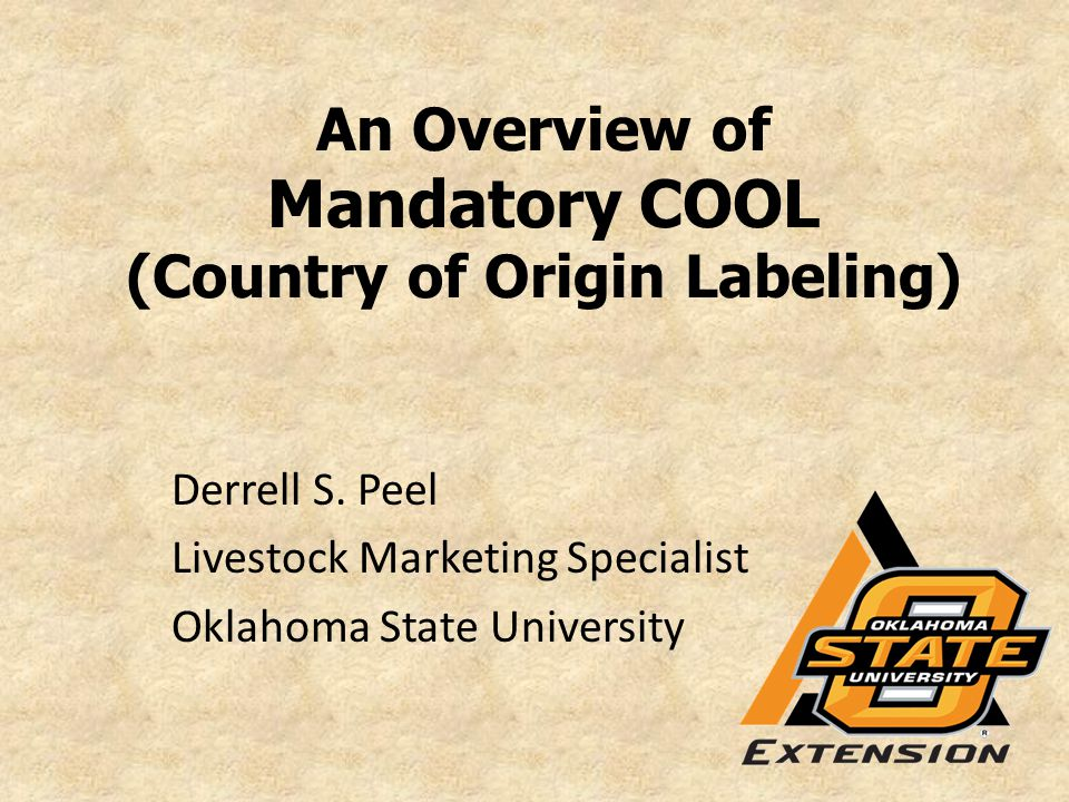Recordkeeping: Retailers Records of origin, supplier and identify of covered commodity must be maintained for one year with appropriate combinations of package labels, shipping container labels and supporting documentation.