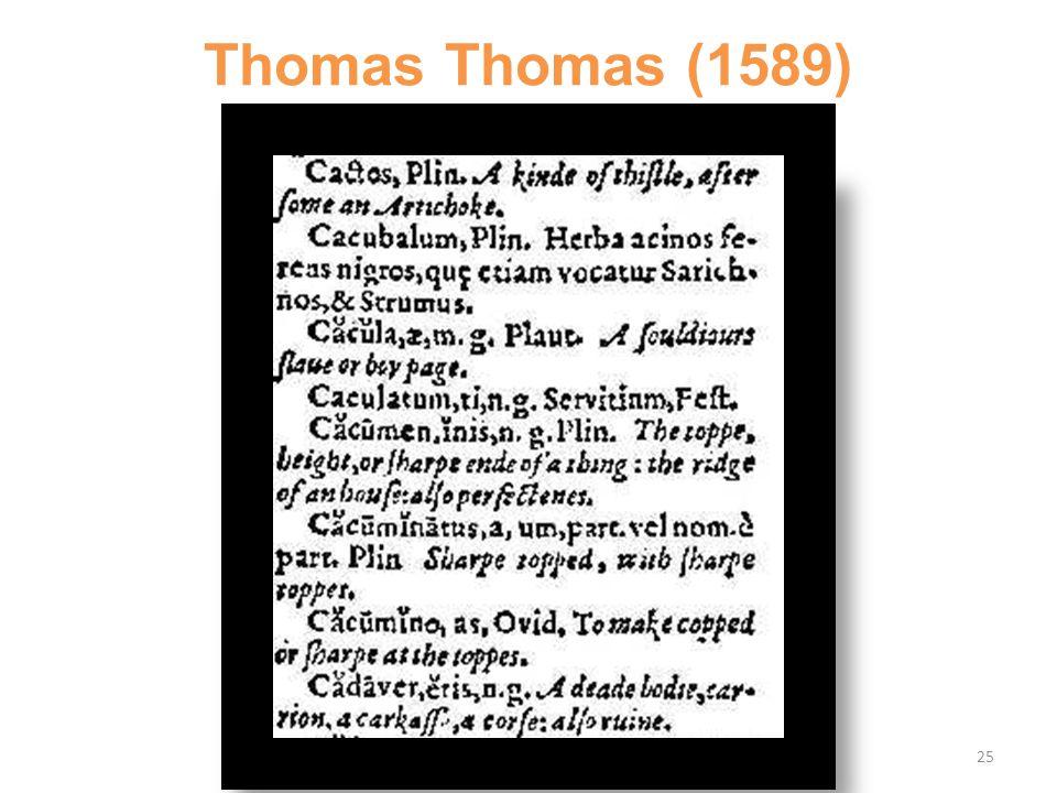 Thomas Thomas (1589) 25