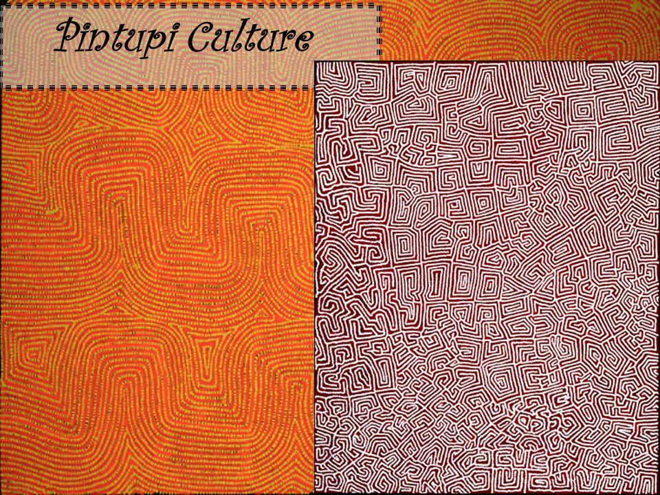 Pintupi Culture