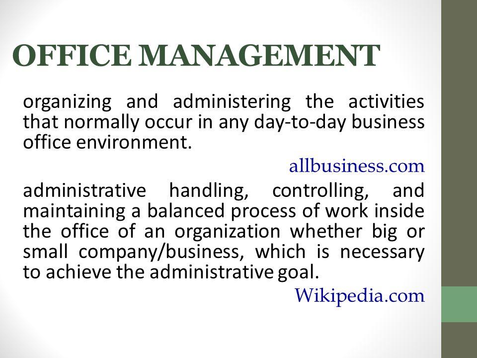 5 s in Office