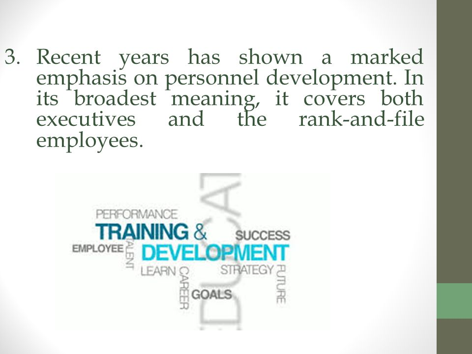 SPECIFIC JOB SKILLS Office employees are assigned to specialized jobs, according to their individual talents and skills.