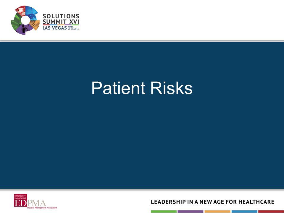 Patient Risks