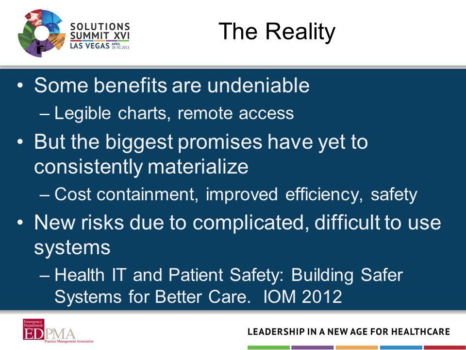 Operational Staff Liability Regulatory Patient Care EHR Risks