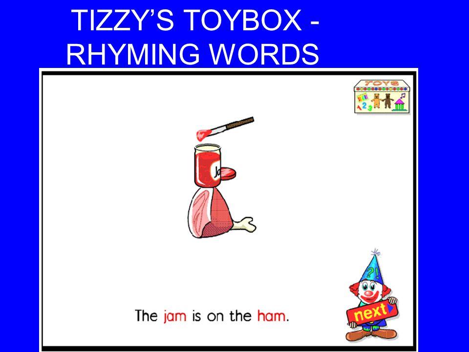 TIZZY'S TOYBOX