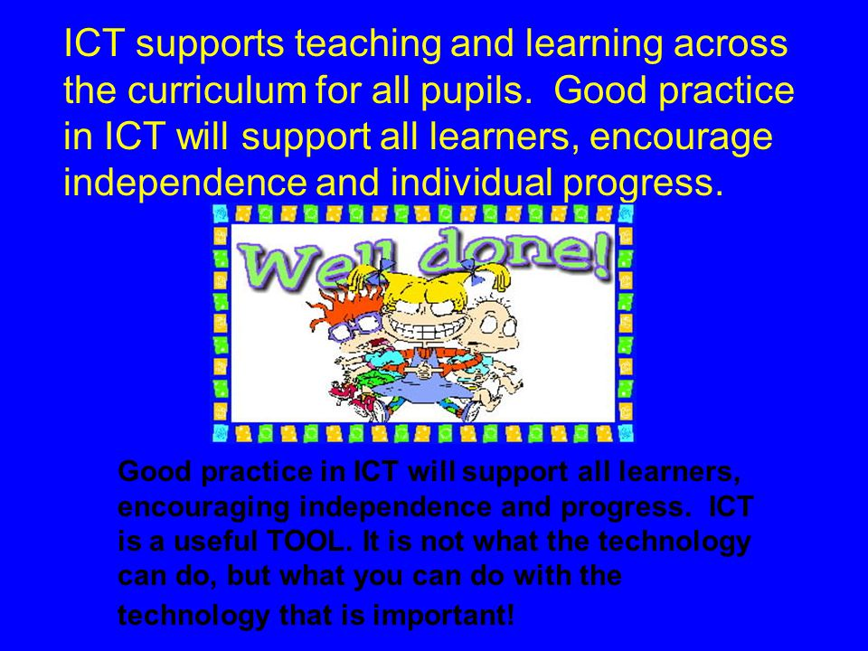 An overview for Support Teachers of ways ICT can enable inclusion Thursday 19 th July 2001 Laura Cryer Learning Support Steps