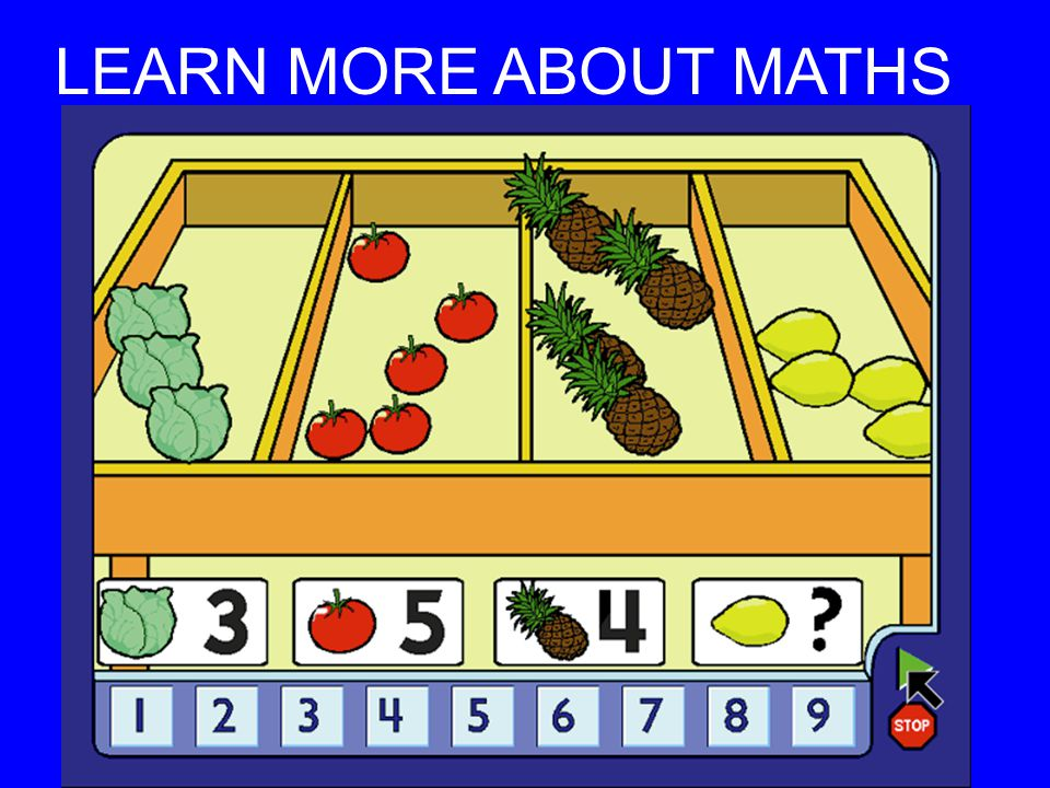 LEARN MORE ABOUT MATHS