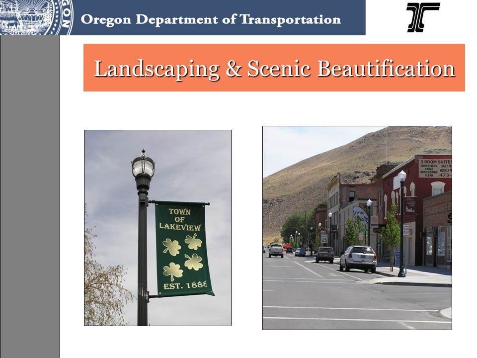 Landscaping & Scenic Beautification