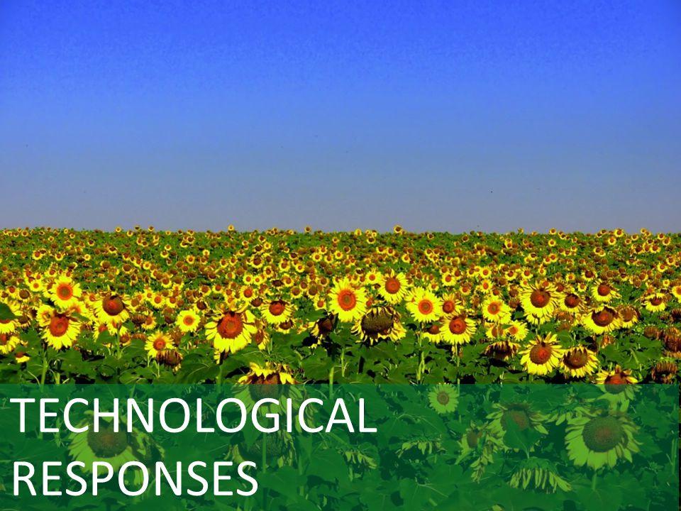 TECHNOLOGICAL RESPONSES