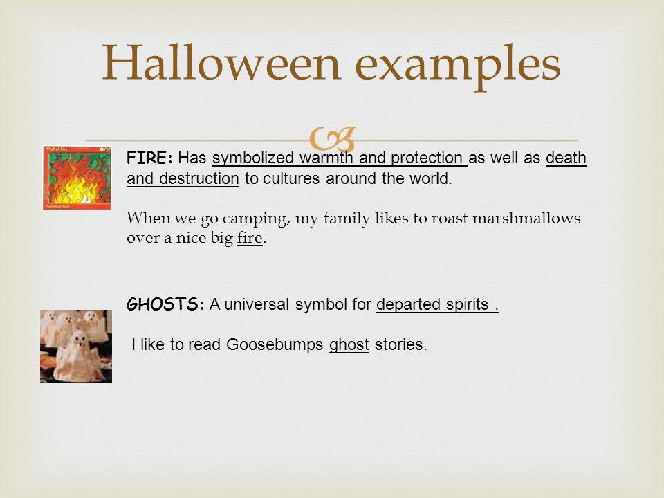  PUMPKIN: A pumpkin symbolizes Halloween in the USA.