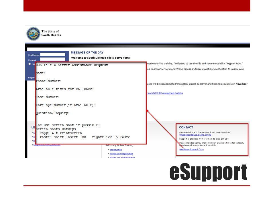 eSupport
