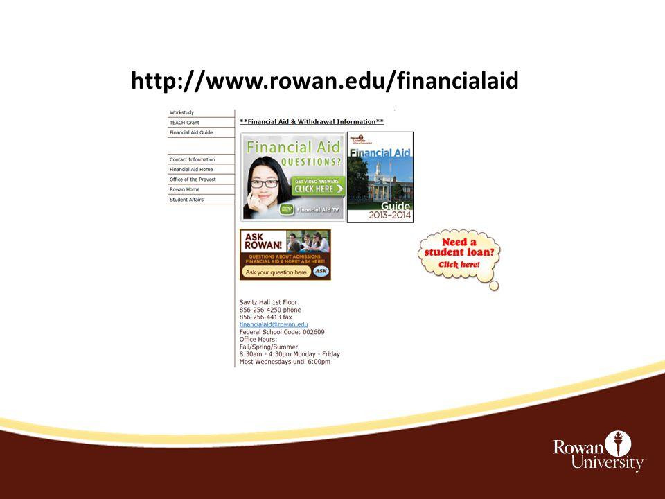 http://www.rowan.edu/financialaid