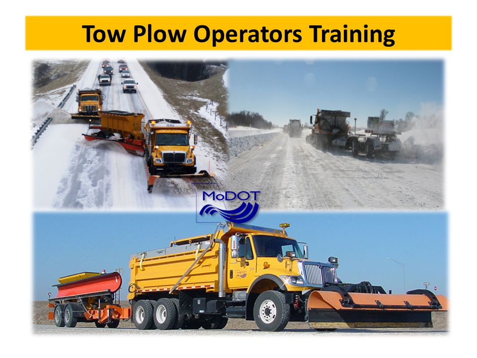Closed Driving Maneuvers Provides several plowing scenarios including but not limited to – Ramps – Stalled vehicles – Barriers – Curves Include additional maneuvers as needed