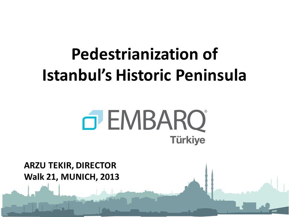 EMBARQ Türkiye Member of the EMBARQ Network, a nonprofit program of the World Resources Institute (WRI).