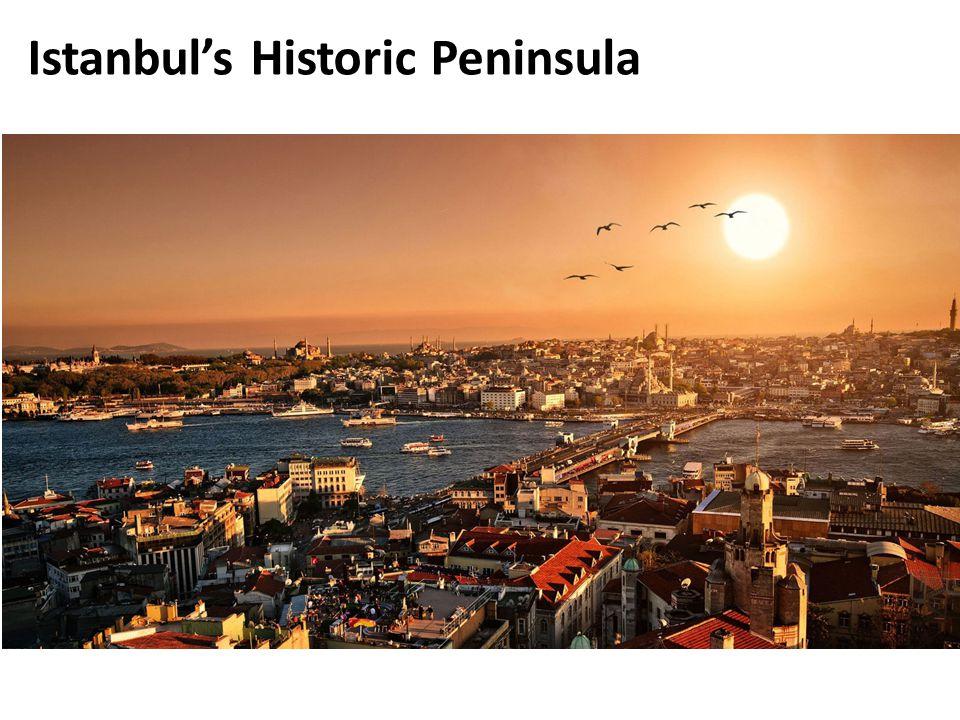 Istanbul's Historic Peninsula