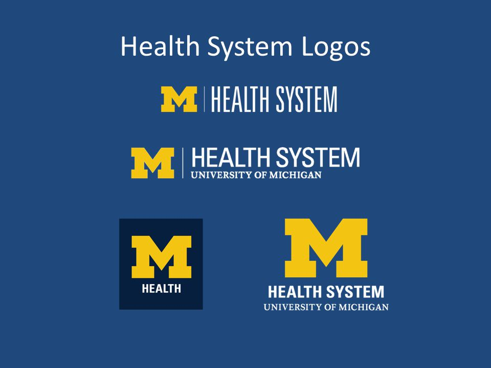 Health System Logos