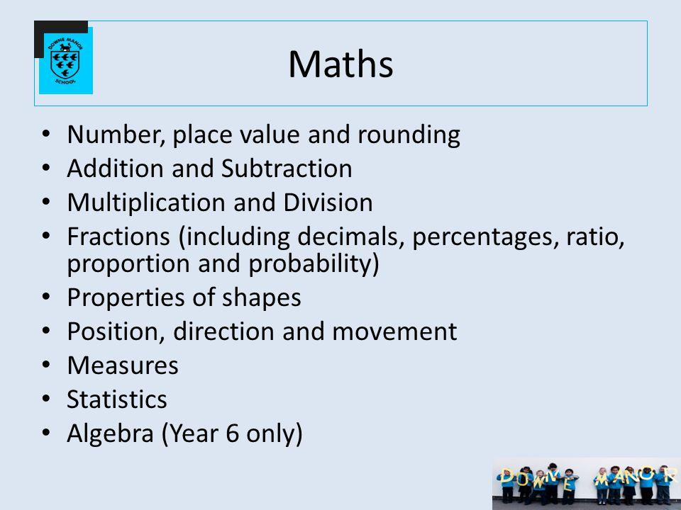 Maths passports