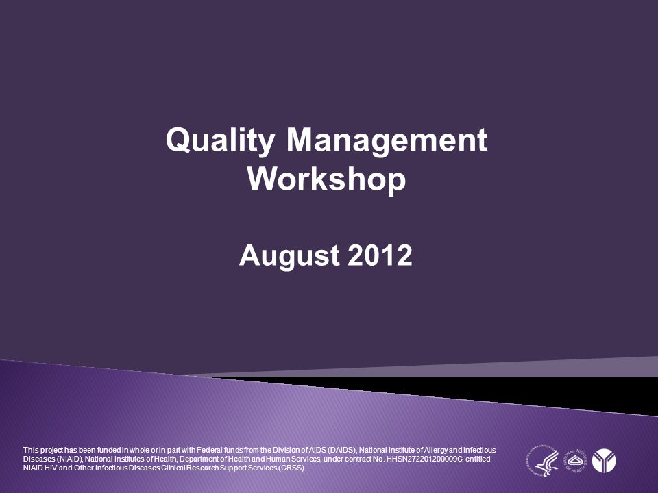 What actions can site staff take to implement a quality management culture at their site.