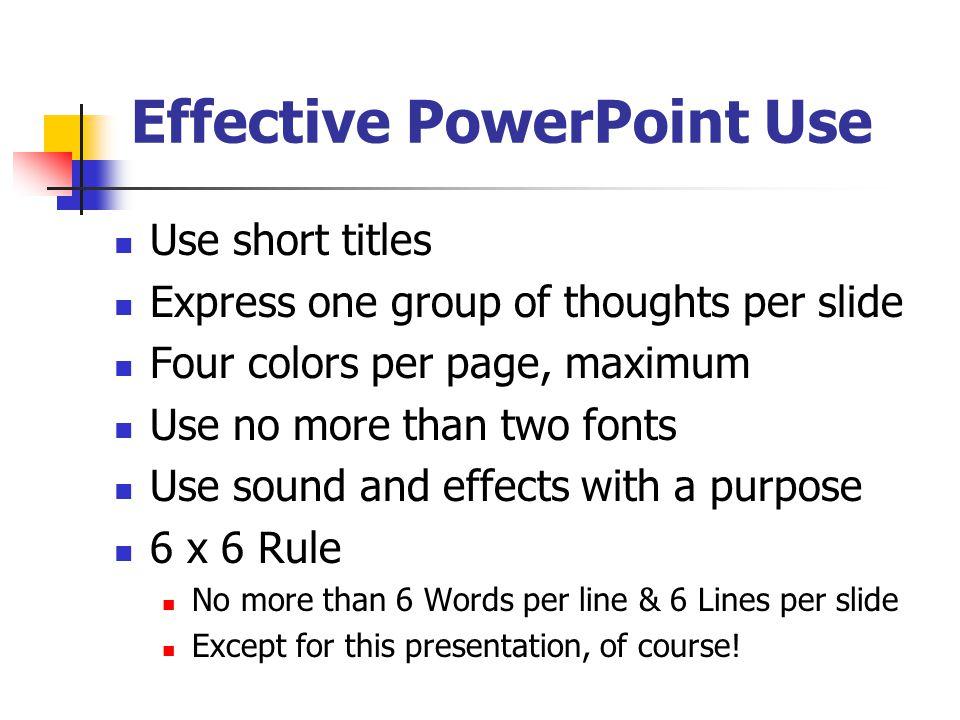 Presentation Aids PowerPointPrezi Linear in NatureNew (Learning Curve) User FriendlyNon-linear Endless PossibilitiesZoom Feature HyperlinksSharing Online PrintoutsCosts Large FilesDizziness Nausea Vomiting