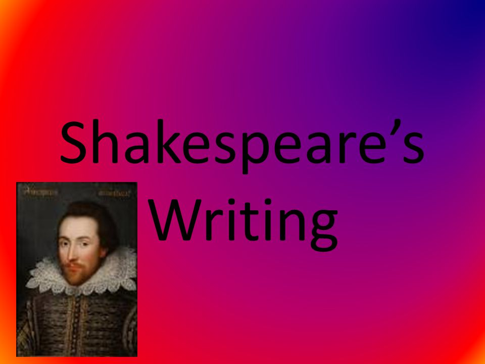 His Plays Shakespeare had a total of 39 plays Shakespeare was famous for writing plays in 3 categories; comedy, history, and tragedy.