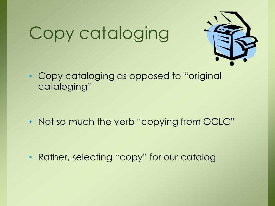 Fields to delete Fields to add/confirm Formatting.
