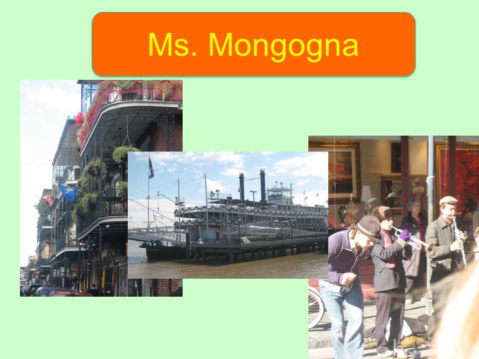 Ms. Mongogna