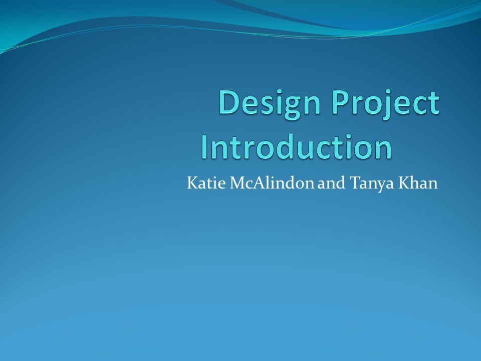 Katie McAlindon and Tanya Khan