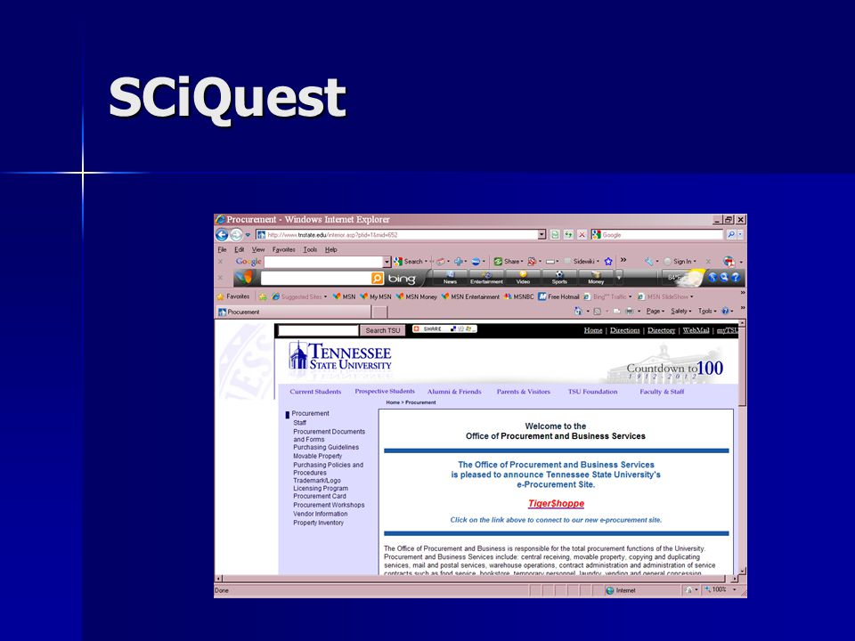SCiQuest