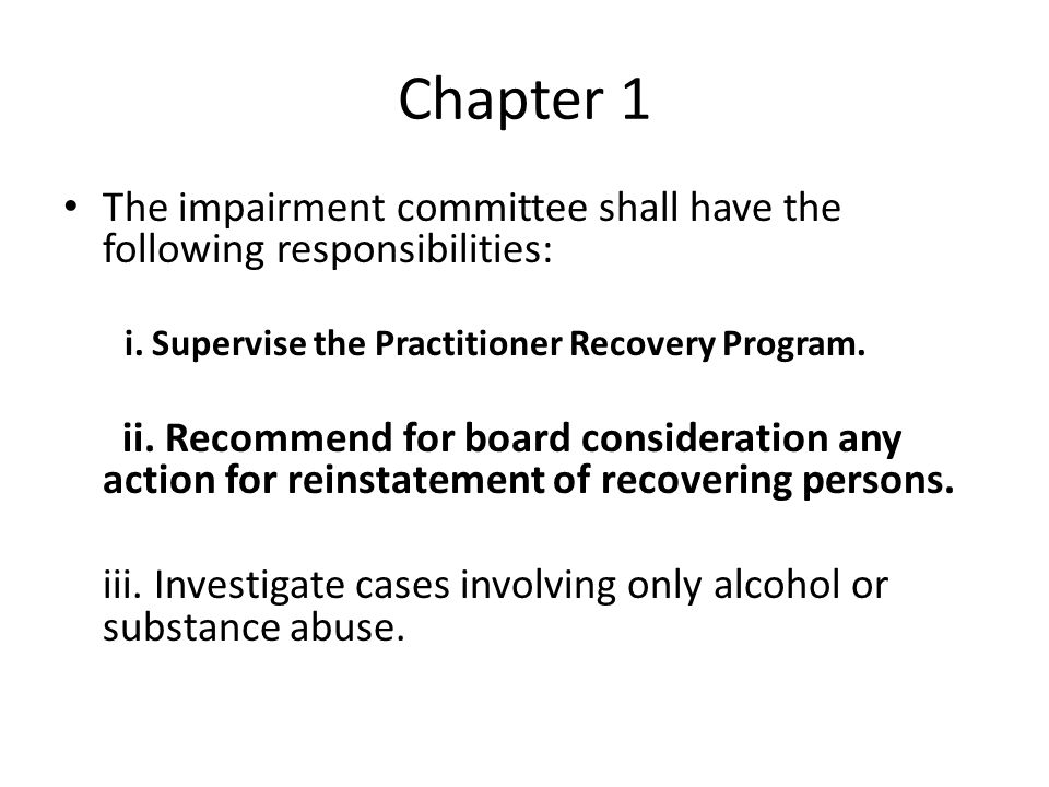 Chapter 1 – Question 2 Which of the following is the official journal of the Board of Pharmacy.