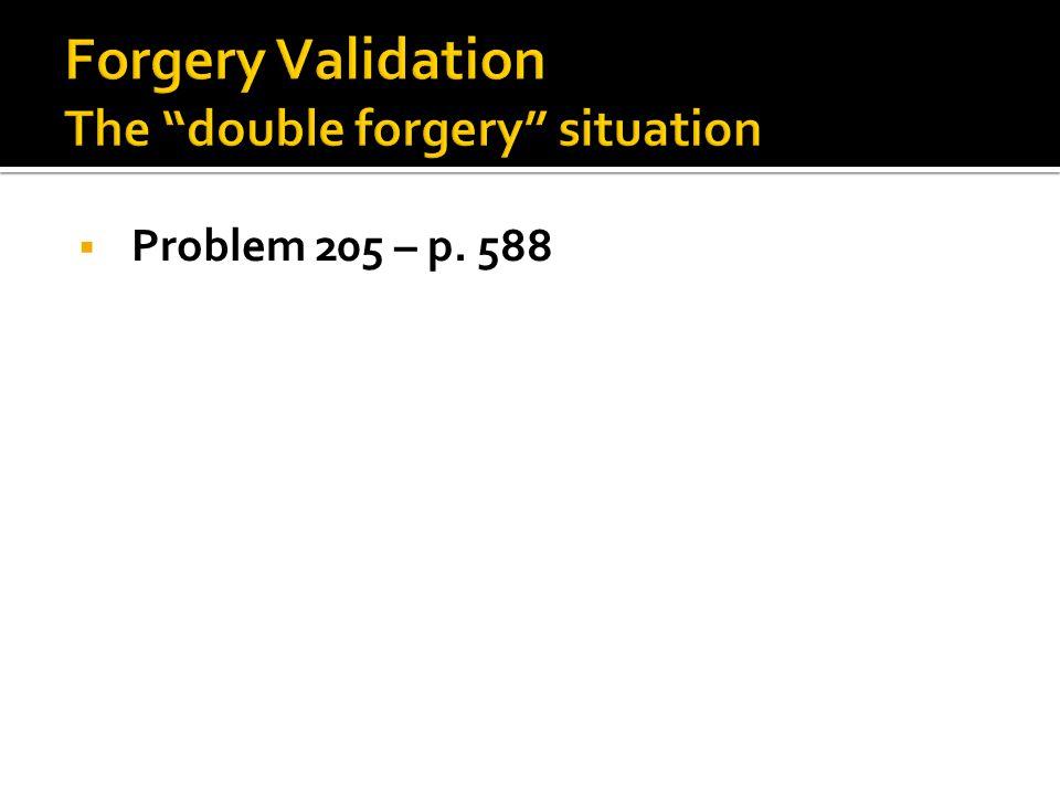  Problem 205 – p. 588