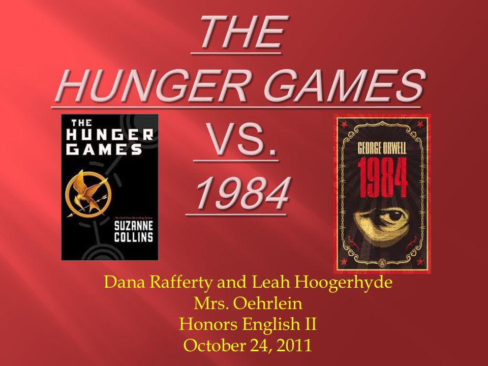 Dana Rafferty and Leah Hoogerhyde Mrs. Oehrlein Honors English II October 24, 2011