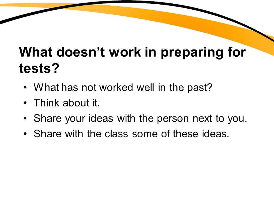 How does the instructor write a multiple choice question?