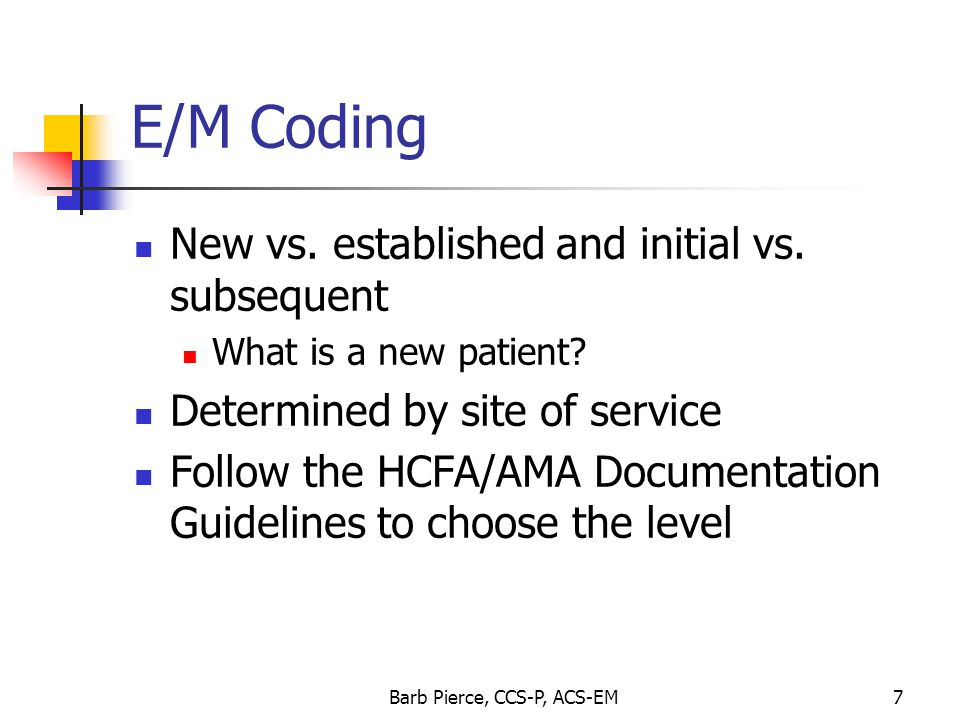 Barb Pierce, CCS-P, ACS-EM78 Templates and other tools History forms completed by patient or staff with past history, family history, social history, and system review Progress notes that prompt the provider of documentation requirements (and may reduce transcription costs) Build a helpful encounter form Common procedures ICD-9 codes ?