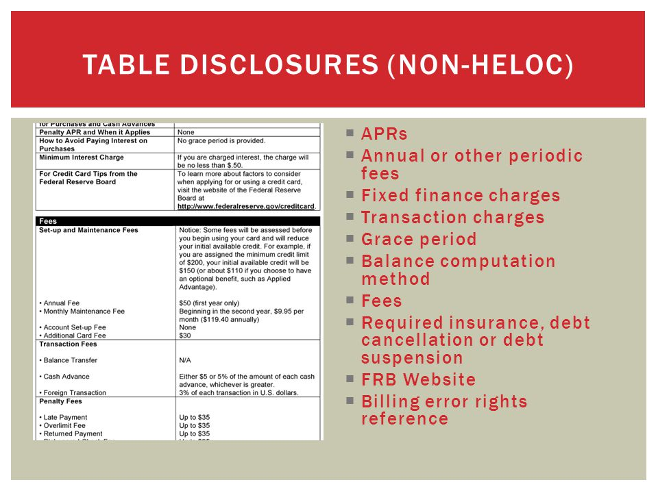  Give required disclosures  Give rescission notice  Delay line access and deed recording for three business days RESCISSION