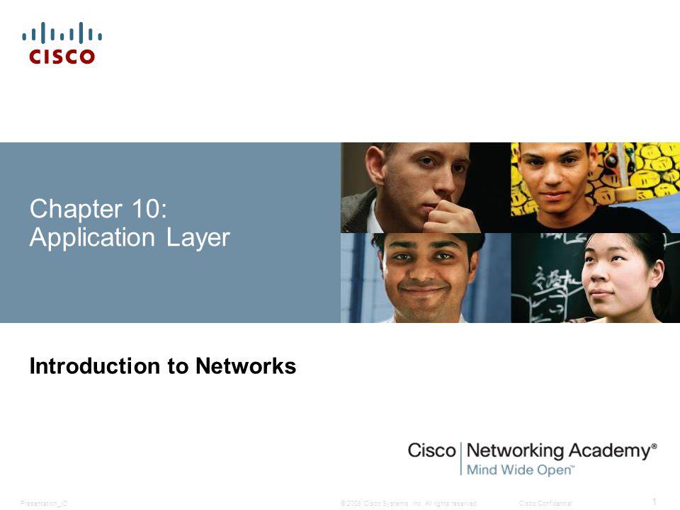 Presentation_ID 12 © 2008 Cisco Systems, Inc.