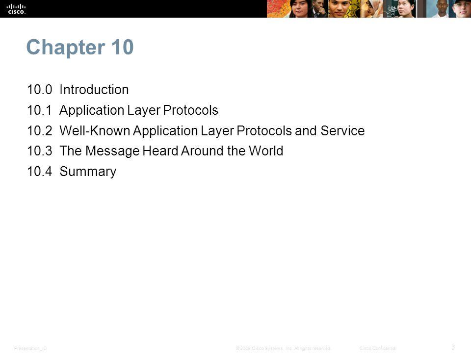 Presentation_ID 14 © 2008 Cisco Systems, Inc.