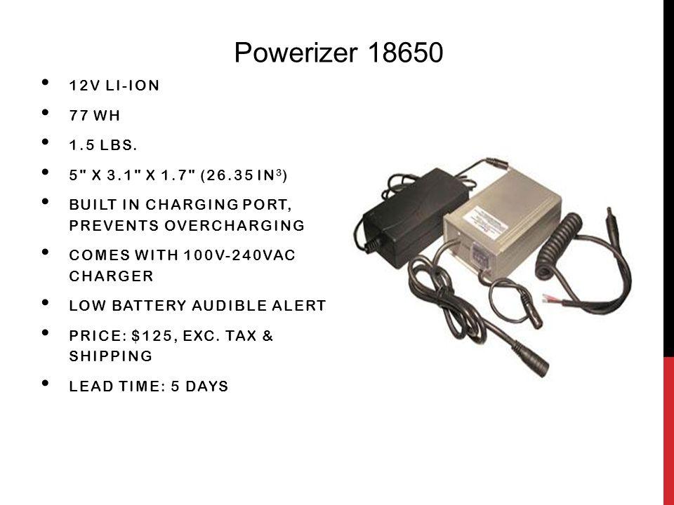 12V LI-ION 77 WH 1.5 LBS. 5