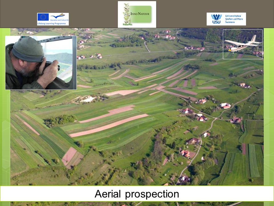 Aerial prospection