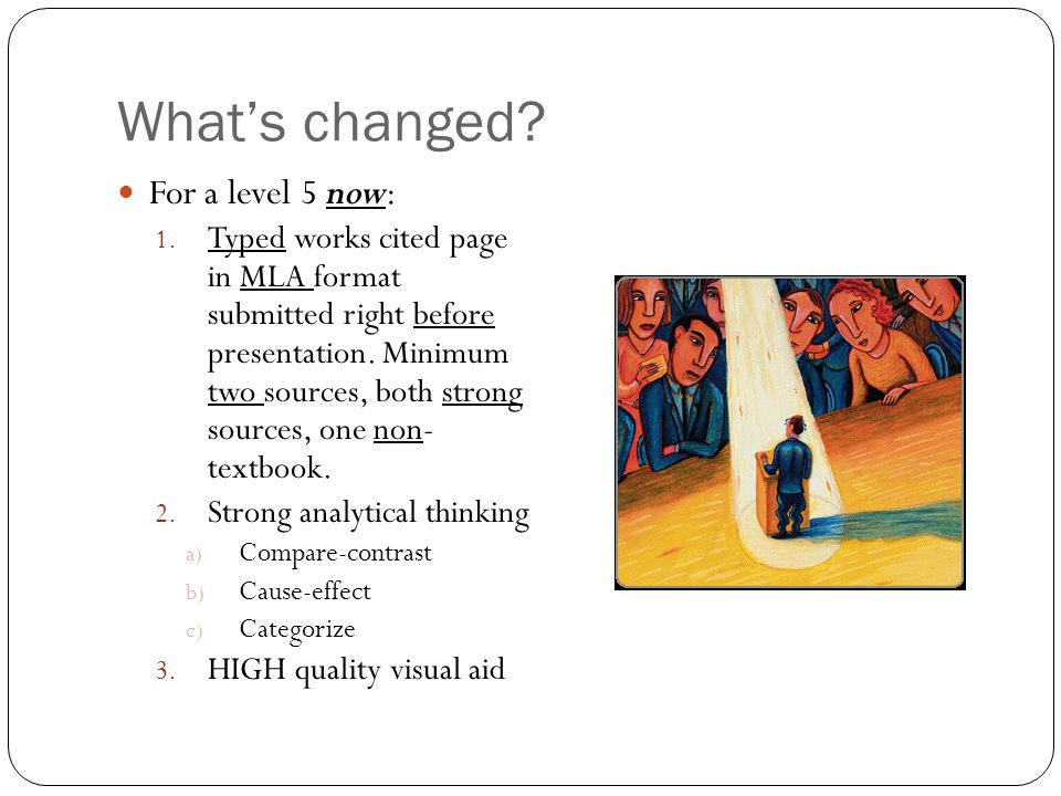 EXAMPLE MLA FORMAT for WEB SITE FORMAT: Title of the Site.
